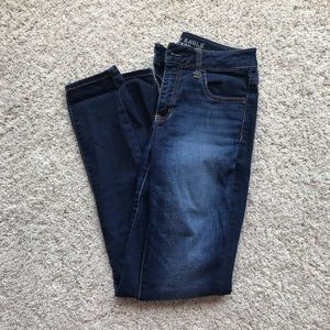 American Eagle Outfitters Jeans - American Eagle high rise jeans